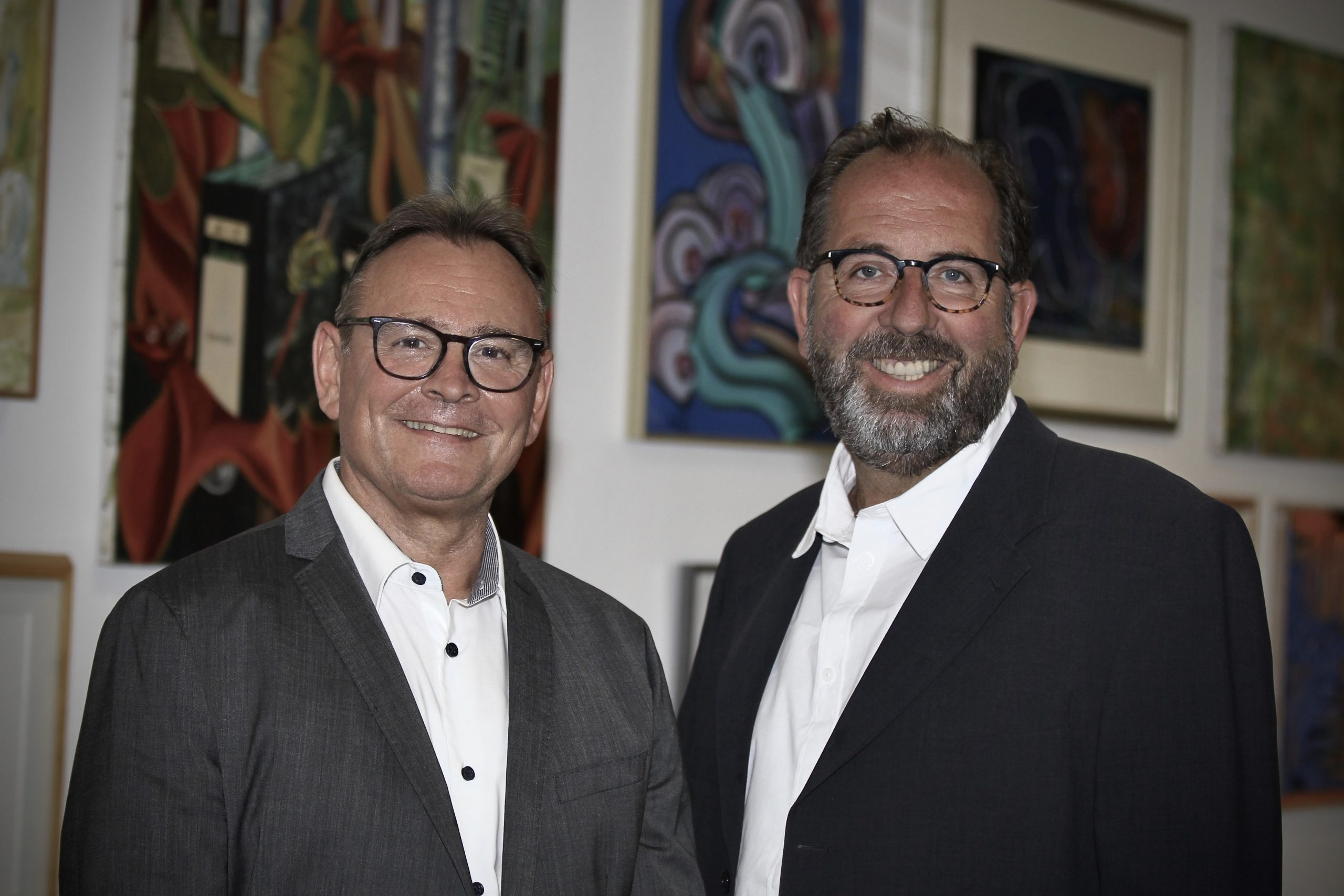 Michael Klaas & Axel Kämpf